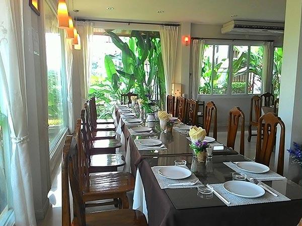แนะนำร้านอาหารที่หนองคาย-บ้านสวนพริก