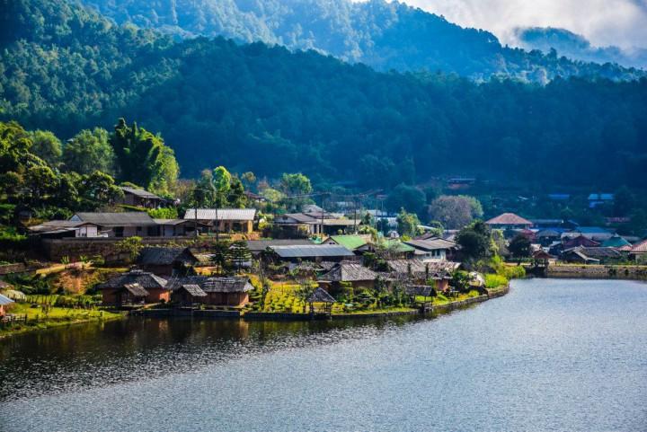 หมู่บ้านรักไทย แม่ฮ่องสอน
