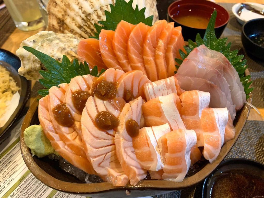 Masaru Sushi ลาดกระบัง